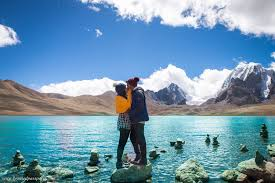Romance in the Lap of Himalayas