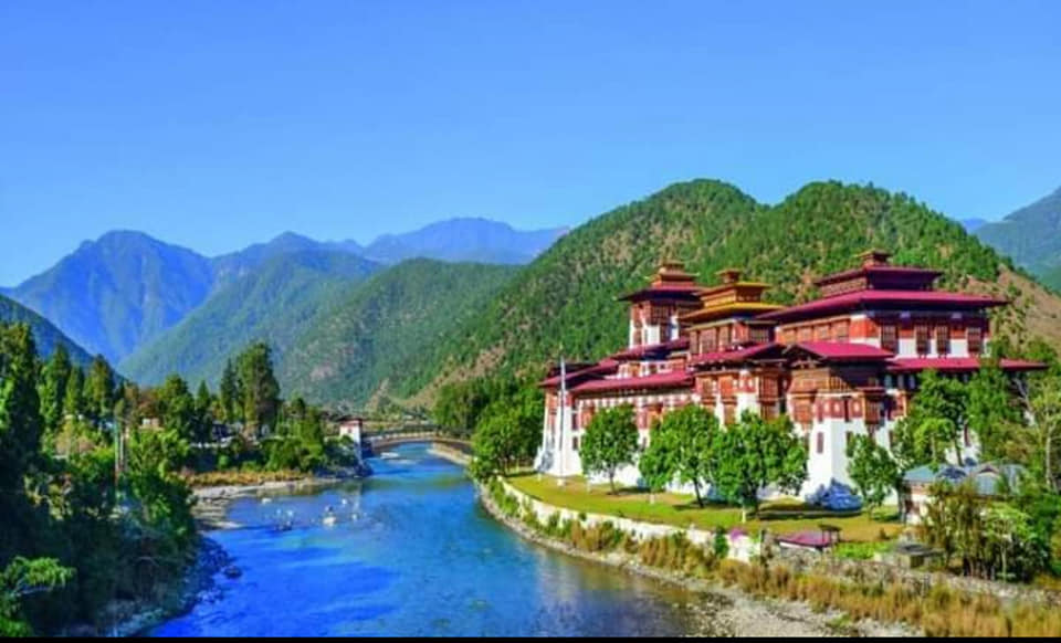 EXPERIENCE HIMALAYA WITH BHUTAN