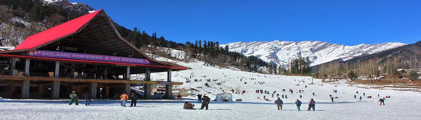 Honeymoon at Himachal